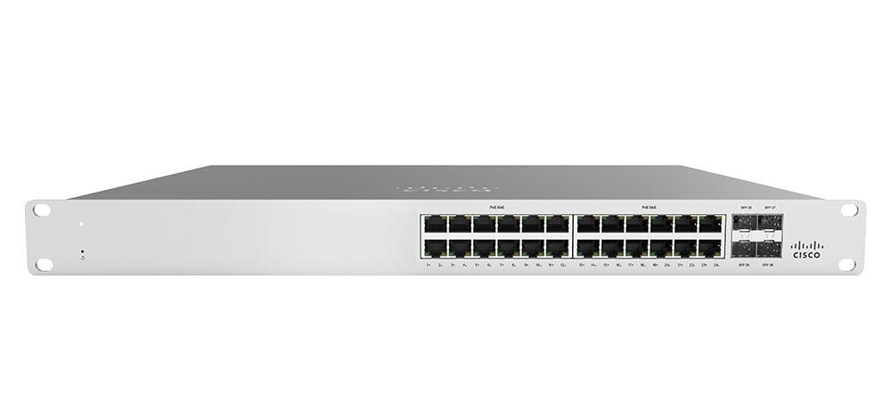 Cisco Meraki MS120-24P - PoE