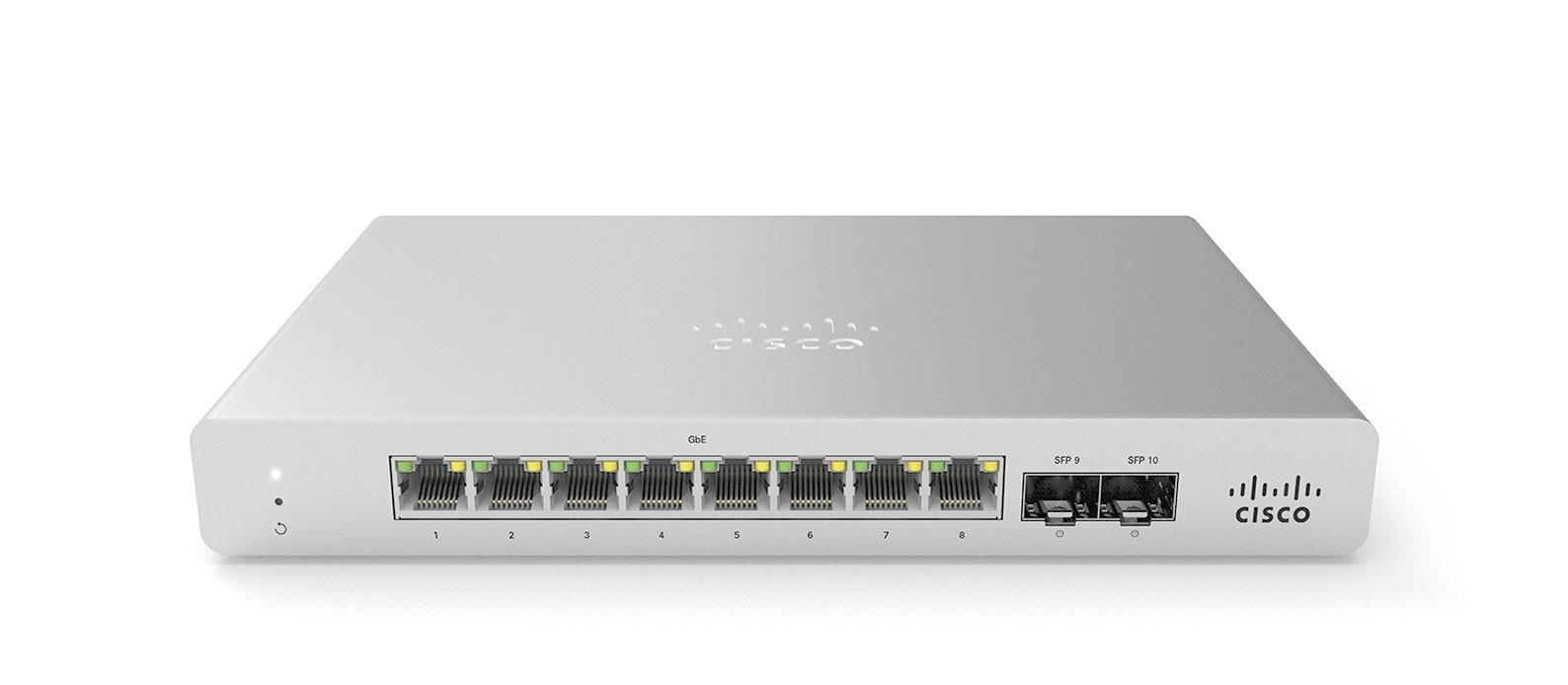 Cisco Meraki MS120-8LP