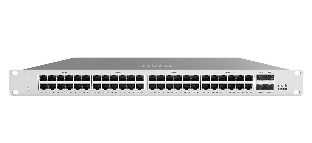 Cisco Meraki MS120-48LP